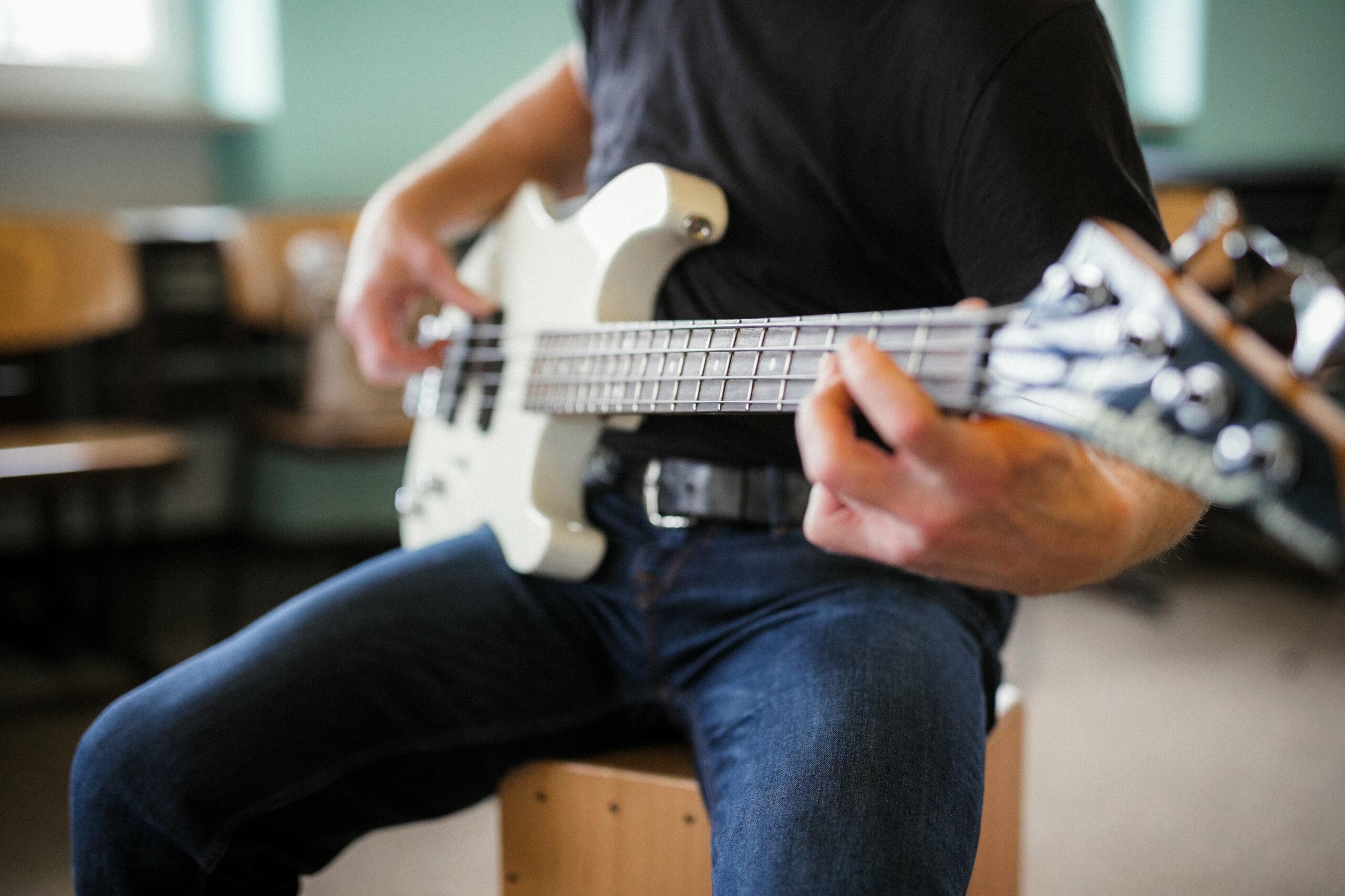Gitarre Berufsfachschule für Kinderpflege