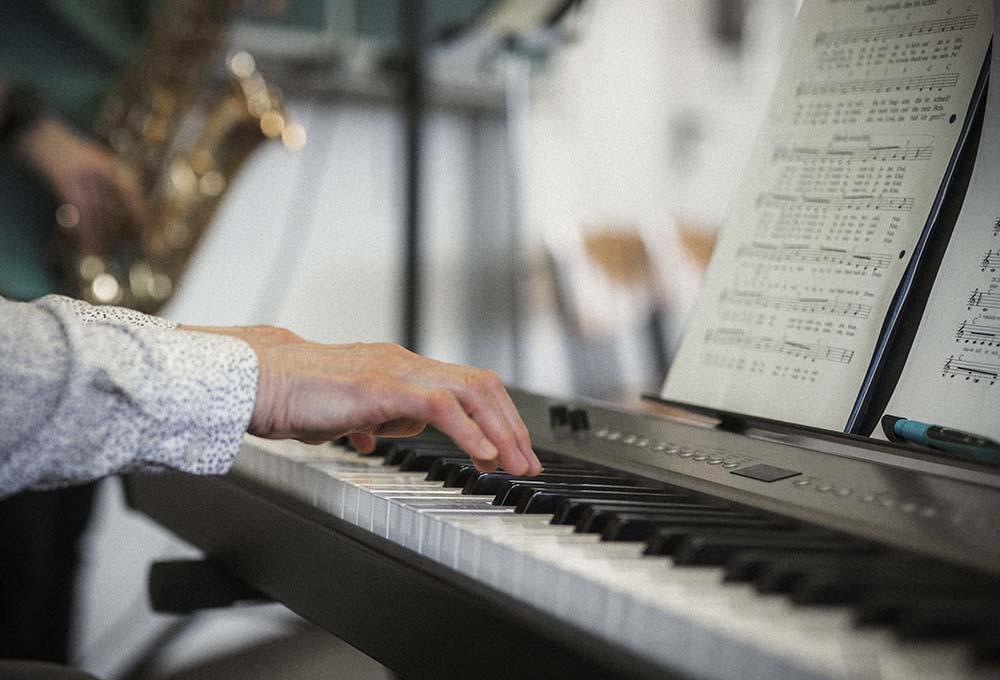 Klavier Berufsfachschule für Kinderpflege