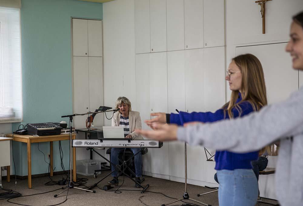 Musik Berufsfachschule für Kinderpflege
